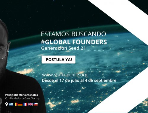 ¡Convocatorias Abiertas! StartUp Chile