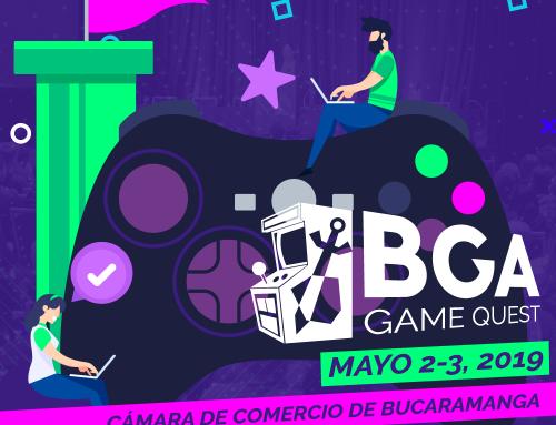 ¡Bucaramanga conectada con la Industria de Videojuegos!